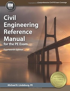 review civil engineering reference manual cerm reviewcivilpe rh reviewcivilpe com civil engineering review manual pdf kaplan civil engineering fe review manual